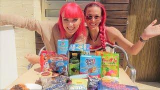 Wir TESTEN SPANISCHE Süßigkeiten 🍩🍫🍭