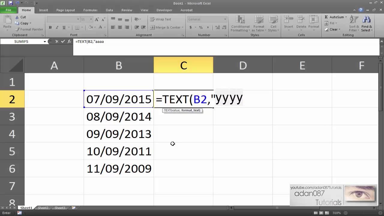 Excel stop auto date in Sydney