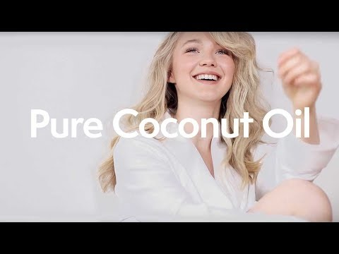 Love Hair Pure Coconut Oil For Hair and Skin