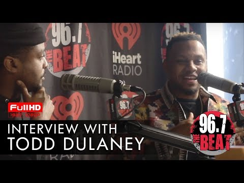 Beat Interviews - Todd Dulaney Interview with Moran Tha Man