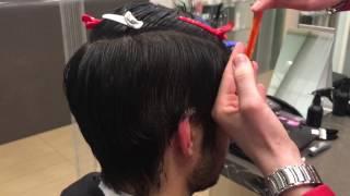 Короткая мужская стрижка