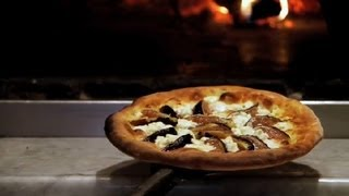 Recipe For Fig & Goat Cheese Pizza : Pizza Pies