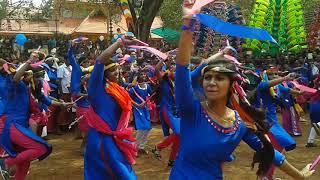 Shashty 2018 kizhakumbhagam -flashmob