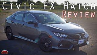 2019 Honda Civic EX Hatch Review