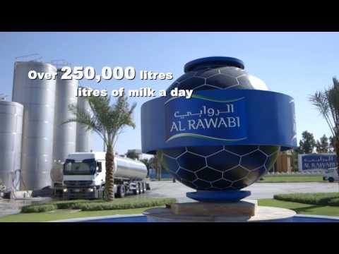 Al Rawabi Dairy Company, UAE - Corporate Video