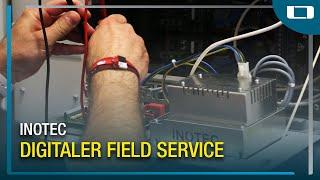 L-mobile service im Einsatz bei Inotec