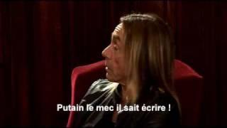 """Iggy Pop - conference de presse pour l'album """"Preliminaires"""" (officiel)"""