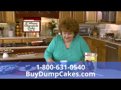 Dump Cakes Cookbook Commercial Youtube