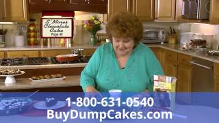 Dump Cakes - Cookbook Commercial
