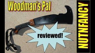 """""""Woodman's Pal"""" Mountain Review- Nutnfancy"""