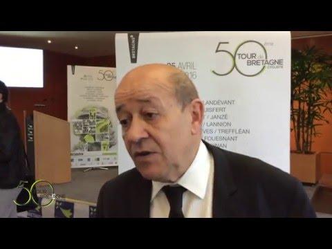 Conférence de presse - Tour de Bretagne Cycliste 2016