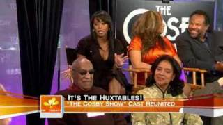 today show cosby cast reunites 25 years later 05192009