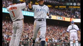 7/10/07: 2007 All-Star Game @ AT&T Park, San Francisco(American League 5 at National League, 4, F: Ichiro Suzuki hit the first inside-the-park homer in All-Star history and had three hits en route to the All-Star MVP ..., 2010-09-17T01:44:44.000Z)
