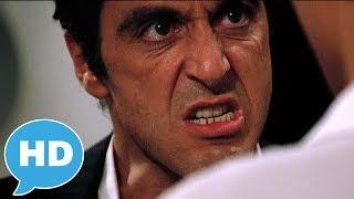 Тони убивает Мэнни. Лицо со шрамом 1983