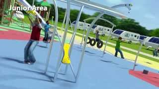 Holiday Park - Playground Design Example