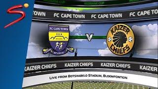 Nedbank Cupset: FC Cape Town 2-0 Kaizer Chiefs