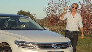 Volkswagen Passat 2.0 TSI - Test - Matías Antico - TN Autos