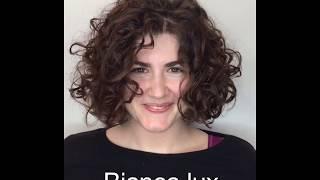 Крупная биозавивка на короткие волосы от Bianca Lux. Отзывы клиентов.