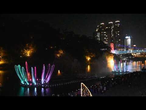 2017-01-02 碧潭水舞 鐵達尼