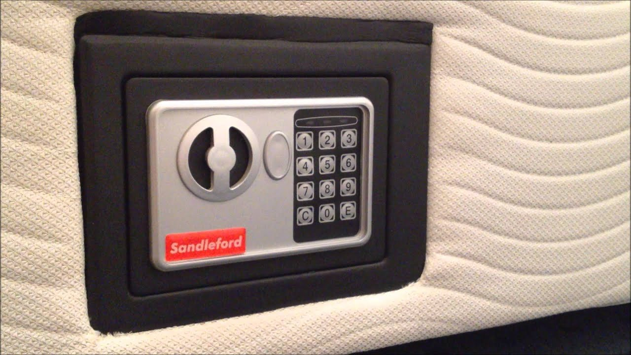 Sandleford Nugget Digital Safe