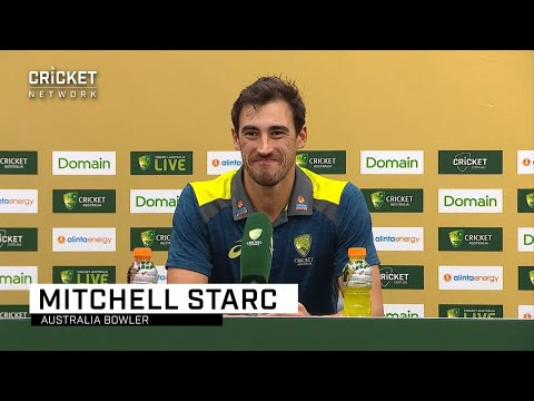 Starc's delight at pink-ball haul soured by Hazlewood injury