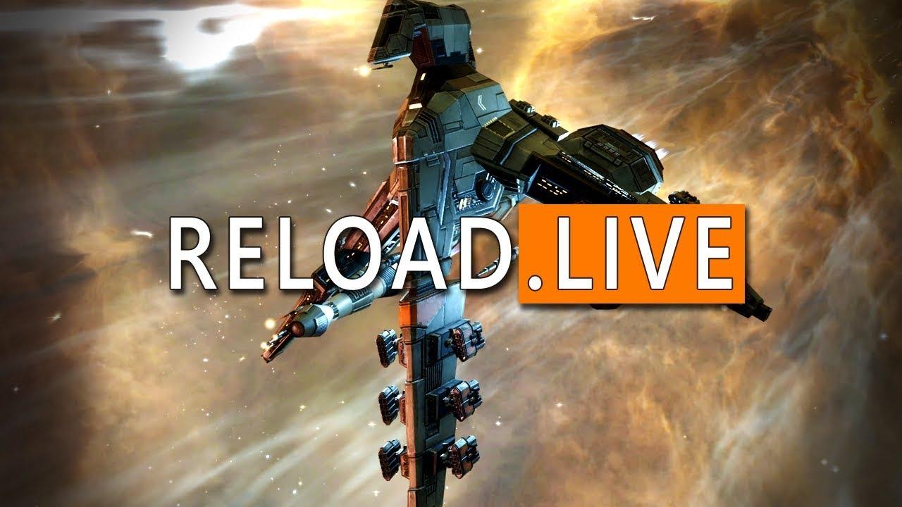 EVE Online: T4 Dark Abyssal Fleet | LIVE - Смотреть видео бесплатно