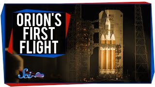 What Happened on Orion's First Flight
