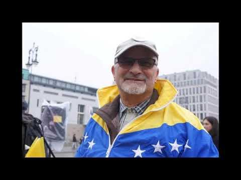 #ElBloqueoMata #TheBlockadeKills / International Solidarity from Berlin