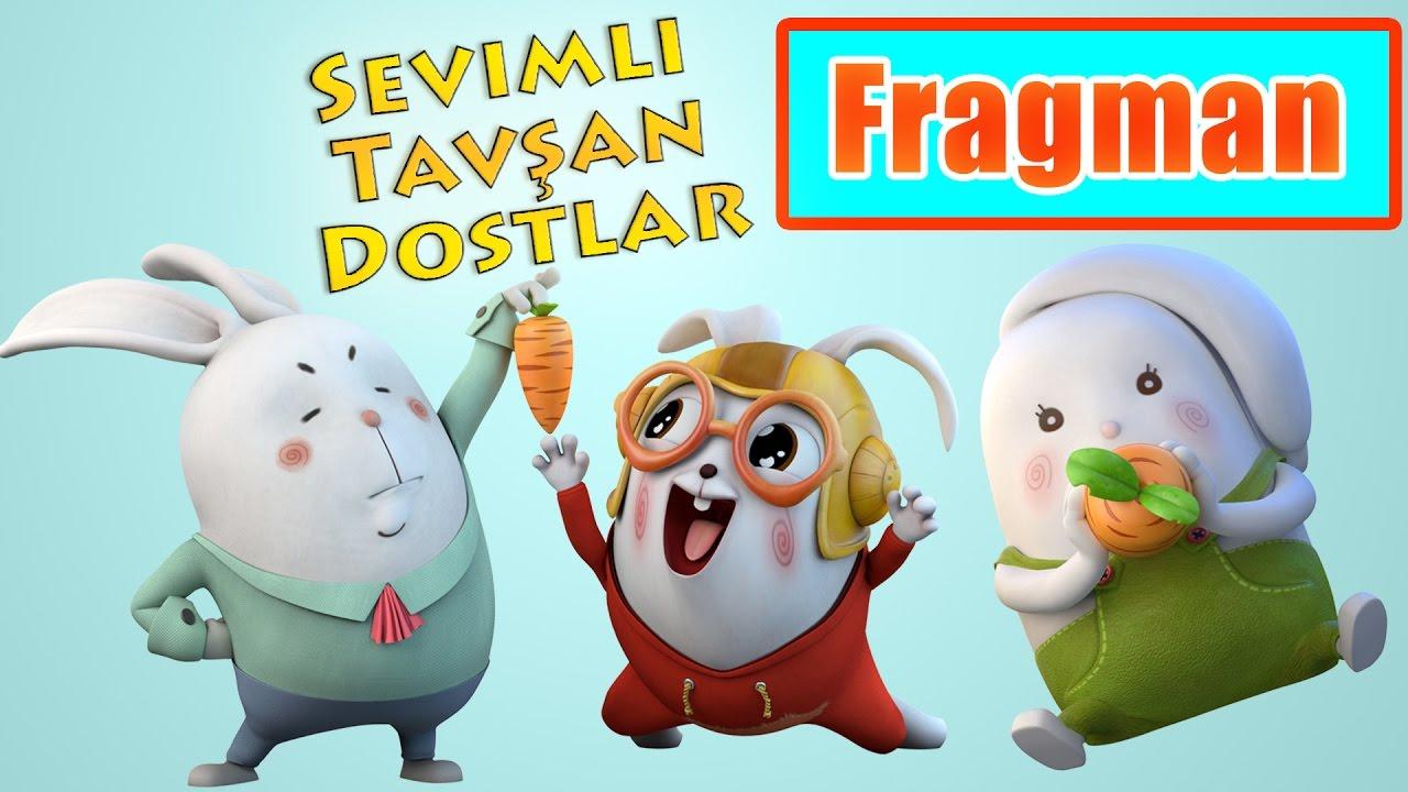 Komik Videolar | Sevimli Tavşan Dostlar - Fragman| Çizgi Film | Chotoonz Türkçe Çocuk Çizgi Filmleri