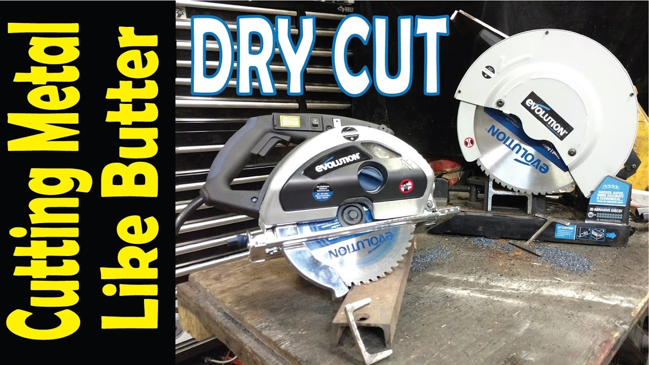 Metal cutting circular saw and chop saw youtube metal cutting circular saw and chop saw greentooth Image collections