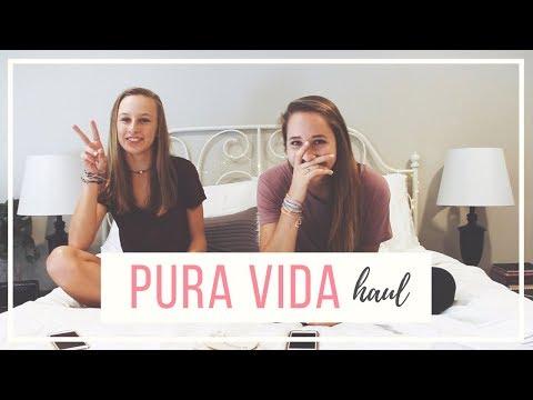 PURA VIDA HAUL!!