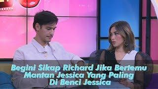 Download lagu RUMPI Ini Sikap Richard Jika Bertemu Mantan Jessica Part 2 MP3