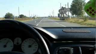 Peugeot 607 2.2HDi top speed
