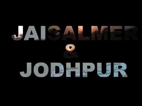 Jaisalmer & Jodhpur Mar 2017 tour clips - Travel # 1