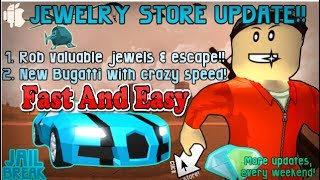 Roblox Jailbreak How To| Rob The Jewelry Store|