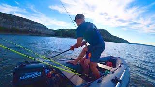 Рыбалка ЭТА СНАСТЬ РАБОТАЕТ ВСЕГДА НЕ ДАЁТ ПОКОЯ
