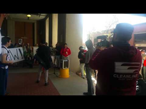 tenants rights protest