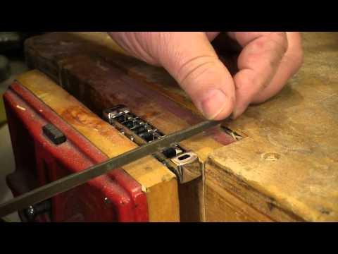 【成功樂器 . 音響】日本 GOTOH 510-FA 鋁合金 輕量化 琴橋 Stop Bar Tailpiece
