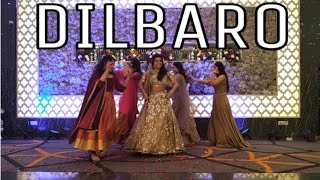 DILBARO| RAAZI| BRIDE SOLO PERFORMANCE| HARSHDEEP KAUR|WEDDING DANCE| BOLLY GARAGE