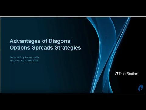 Advantages of Diagonal Options Spreads Strategies
