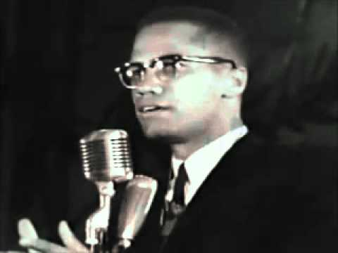 Malcolm X on Nationalism