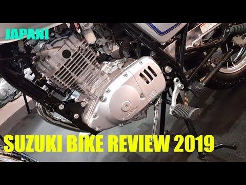New Suzuki 125cc Bike 2019 [ GN125H ]   Spec   Features & Price   Suzuki Bike Review 2019