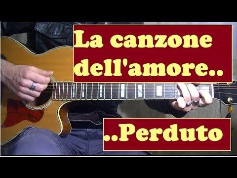 la-canzone-dell'amore-perduto-accordi---f.-de-andrè---tutorial-chitarra