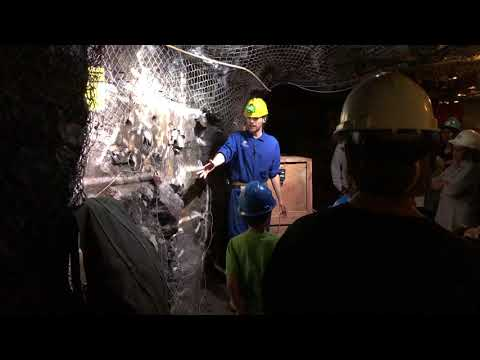 SUDBURY 2019 (CANADA) - SAFETY MEASURES (UNDERGROUND MINE TOUR)