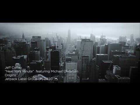"Jeff Coffey - ""New York Minute"" Featuring Michael Omartian"