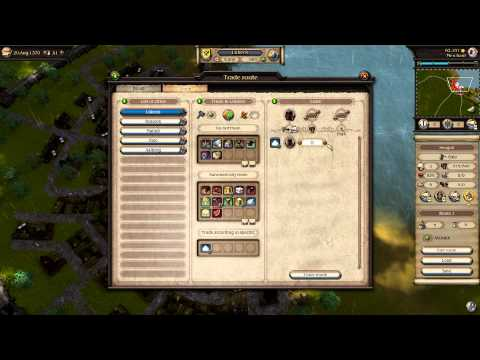 Patrician 4 | Campaign Gameplay [7] |