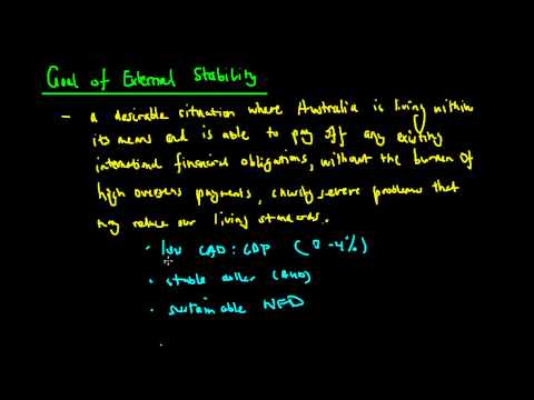 External Stability