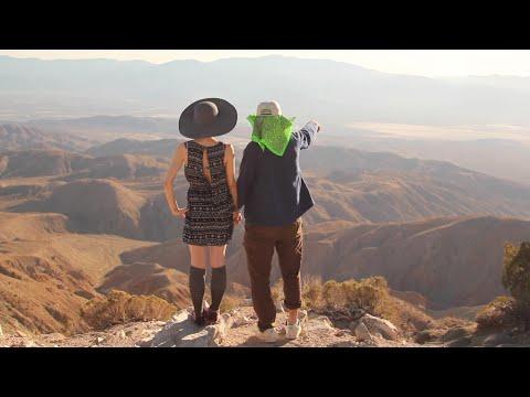 CALIFORNIA ROAD TRIP: Joshua Tree, Salvation Mountain, Slab City & Anza-Borrego - EP. #78