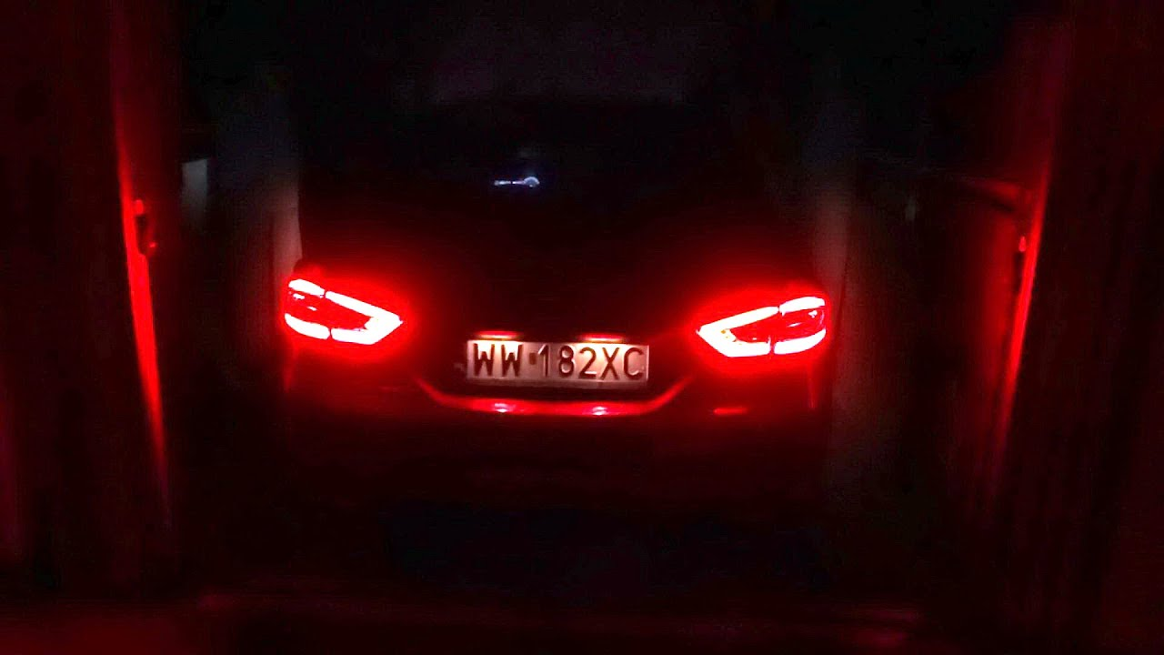 2015/2016 Ford Fusion Mondeo Mk V Rear leds LED Tail Lights STOP Turn Signals Garage Park Parking - YouTube & 2015/2016 Ford Fusion Mondeo Mk V Rear leds LED Tail Lights STOP ... azcodes.com