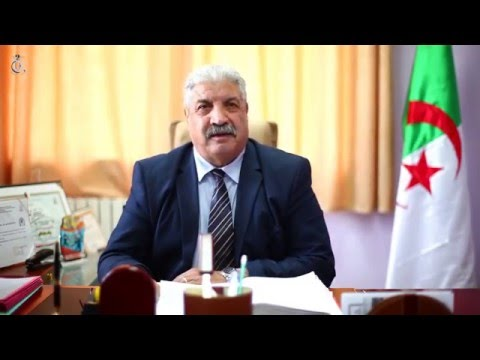 #01 University of Batna 2: Mot du Recteur (Tayeb BOUZID)